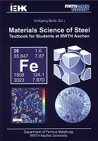 Cover Materials Science of Steel